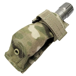 FLASHLIGHT POUCH - MULTICAM