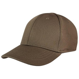 FLEX TACTICAL TEAM CAP - BROWN
