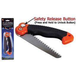 FOLDING SAW - LOCKING