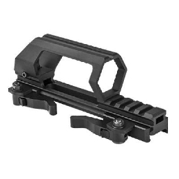 GEN 2 AR-15 DETACHABLE CARRY HANDLE & OPTIC MOUNT - QUICK RELEASE