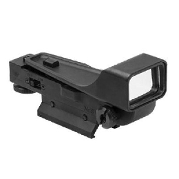 GEN 2 DP RED DOT REFLEX SIGHT, ALUMINUM, WEAVER MOUNT - BLACK