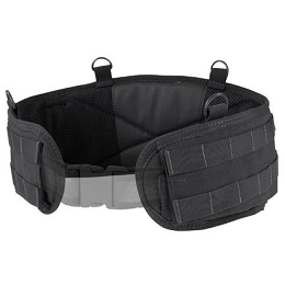 GEN II BATTLE BELT - BLACK