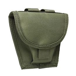 HANDCUFF/UTILITY POUCH - GREEN