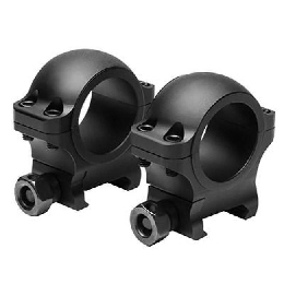 HUNTER SERIES 30MM OR 1 INCH SCOPE RINGS - WEAVER 0.9