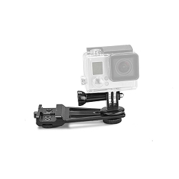 KPM ACTION CAMERA (GOPRO) MOUNT - KEYMOD / PICATINNY / M-LOK MOUNTING SYSTEM