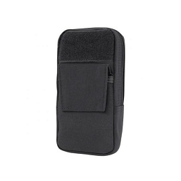 LARGE GPS POUCH - BLACK