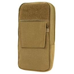 LARGE GPS POUCH - COYOTE BROWN