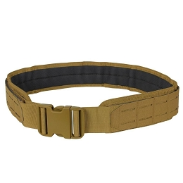 LCS GUN BELT - COYOTE BROWN