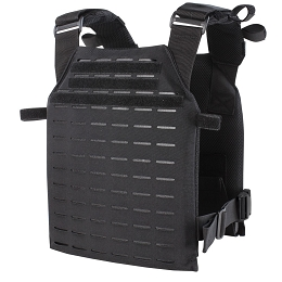 LCS SENTRY PLATE CARRIER - BLACK