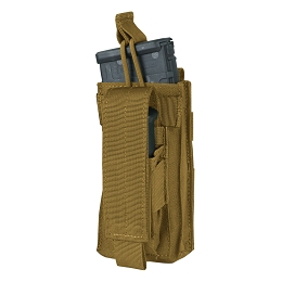 SINGLE KANGAROO MAG POUCH - COYOTE BROWN