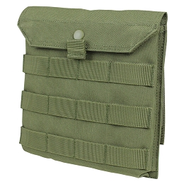 SIDE PLATE POUCH - OLIVE DRAB