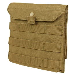 SIDE PLATE POUCH - COYOTE BROWN