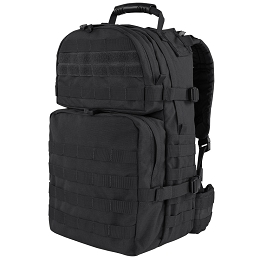 MEDIUM ASSAULT PACK - BLACK