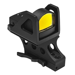 MICRO RED DOT REFLEX SIGHT - KEYMOD QUICK RELEASE