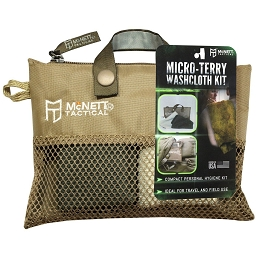 MICRO-TERRY WASHCLOTH KIT - OD & SAND