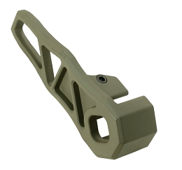 MILSPEC RECEIVER EXTENSION PLATE BUTTSTOCK - OD GREEN