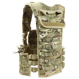 MODULAR CHEST SET WITH HYDRATION CARRIER - MULTICAM