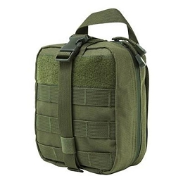 MOLLE EMT POUCH - GREEN