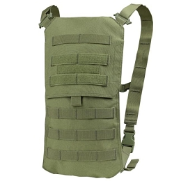 OASIS HYDRATION CARRIER & 2.5 LITRE WATER BLADDER - OLIVE DRAB