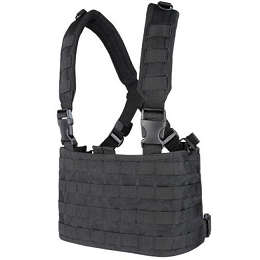 OPS CHEST RIG - BLACK