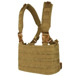 OPS CHEST RIG - COYOTE BROWN