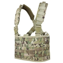 OPS CHEST RIG - MULTICAM