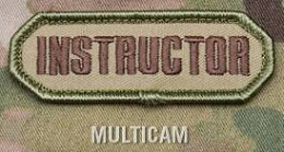 INSTRUCTOR PATCH - MULTICAM
