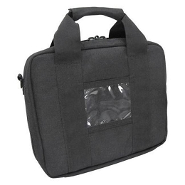 PISTOL CASE COMBO - BLACK