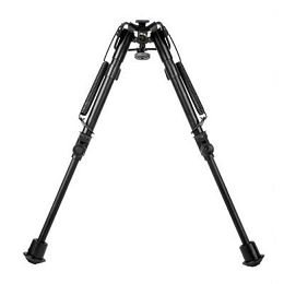 PRECISION GRADE BIPOD, FULL-SIZE - 3 MOUNT ADAPTERS