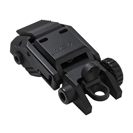 PRO SERIES FLIP-UP REAR SIGHT - PICATINNY MOUNT
