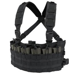 RAPID ASSAULT CHEST RIG - BLACK
