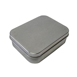RECTANGULAR STEEL CONTAINER, LIFT OFF TOP - PATHFINDER