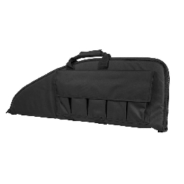 RIFLE CASE (36 INCH X 13 INCH) - BLACK