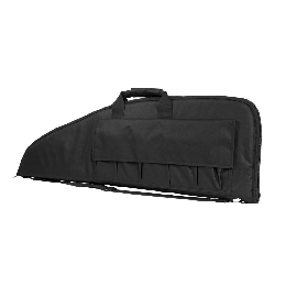 RIFLE CASE (38 INCH X 13 INCH) - BLACK