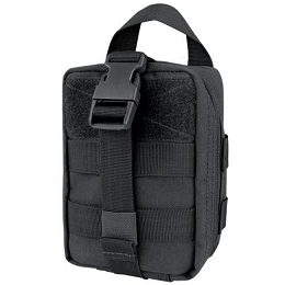 RIP-AWAY EMT LITE POUCH - BLACK