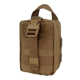 RIP-AWAY EMT LITE POUCH - COYOTE BROWN
