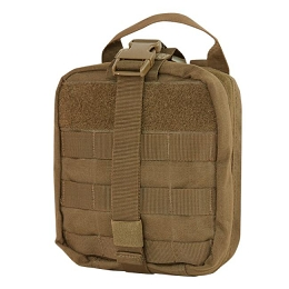 RIP-AWAY EMT POUCH - COYOTE BROWN