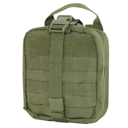 RIP-AWAY EMT POUCH - OLIVE DRAB