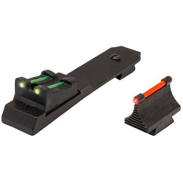 RUGER 10/22 FIBRE-OPTIC SIGHT SET