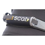 SCAT - THE GRIZ BEAR SPRAY BELT SYSTEM - BLACK / SILVER, FITS 32