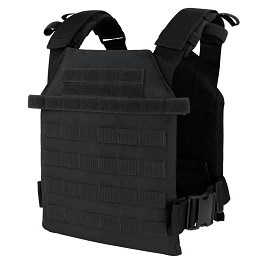 SENTRY PLATE CARRIER - BLACK