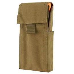 SHOTGUN RELOAD POUCH - COYOTE BROWN
