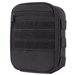 SIDEKICK POUCH - BLACK