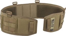SIDEWINDER ADAPTIVE MOLLE BELT - COYOTE TAN
