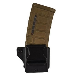 SINGLE KYDEX AR 5.56 / .223 MAGAZINE POUCH - BELT CLIP - COMP-TAC