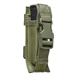 SINGLE PISTOL MAG POUCH - GREEN