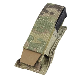 SINGLE PISTOL MAG POUCH - MULTICAM