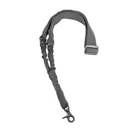 SINGLE POINT BUNGEE SLING - URBAN GRAY