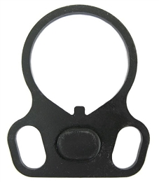AR-15 SLING ADAPTER - RECEIVER / END PLATE, AMBIDEXTROUS