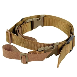 SPEEDY 2 POINT TACTICAL SLING - COYOTE BROWN